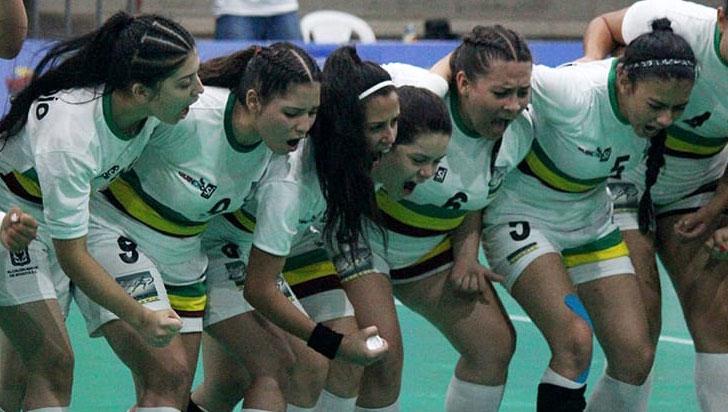 Primera plata quindiana en Nacionales por las damas de balonmano
