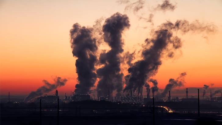 La concentración anual promedio de gases de efecto invernadero rompió un nuevo récord