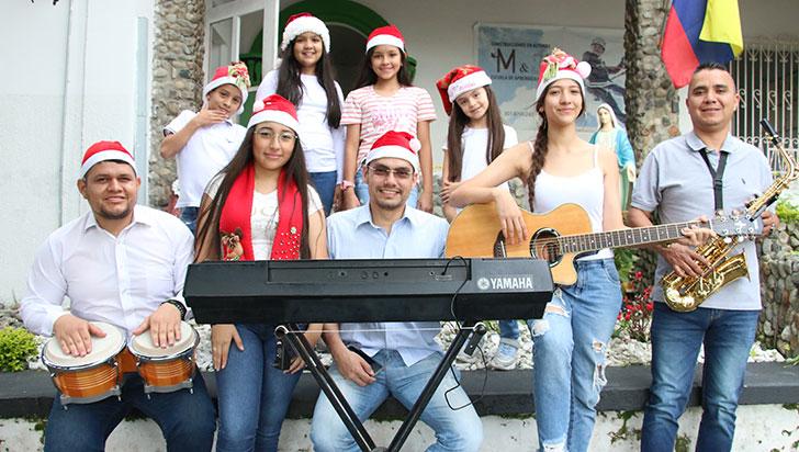 Armenia Canta, fundación que educa musicalmente a niños de escasos recursos