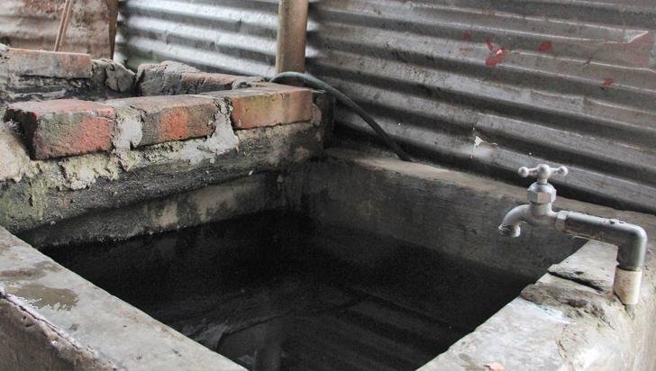 Cortos programados de agua en La Tebaida; en El Caimo sin servicio