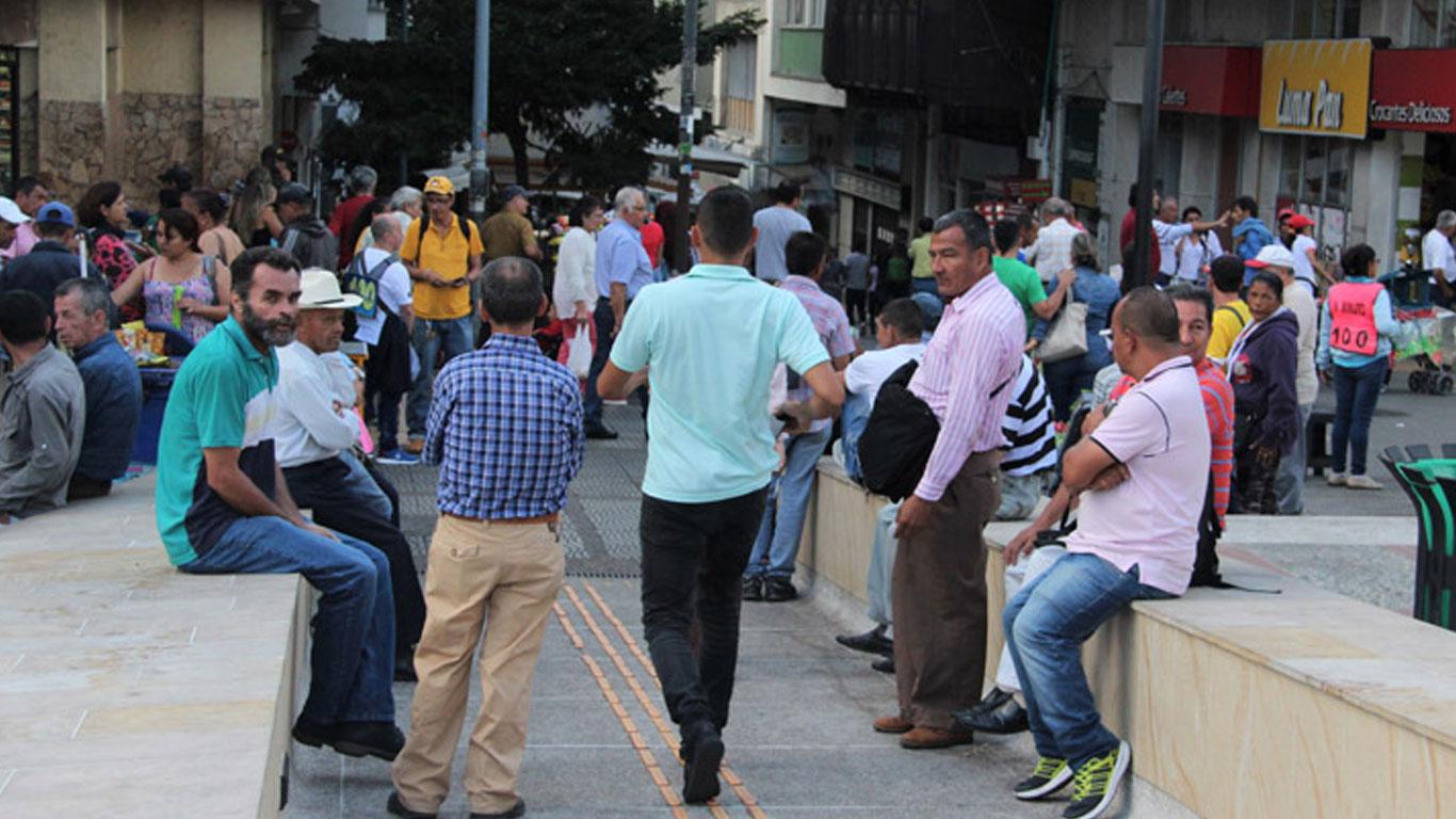 El desempleo en Colombia creció en octubre y se ubica en el 9,8 %