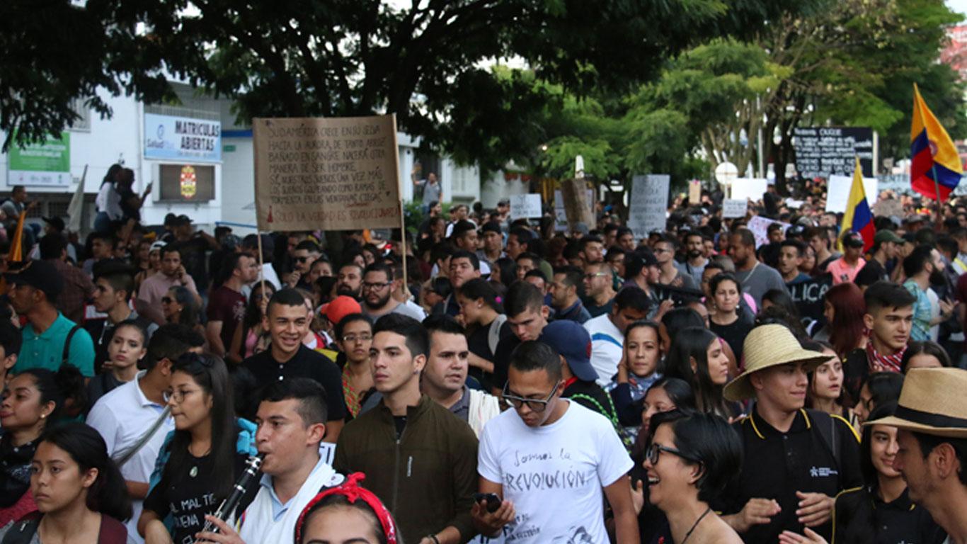 Iglesia colombiana pidió a manifestantes y Gobierno dejar soberbia y dialogar
