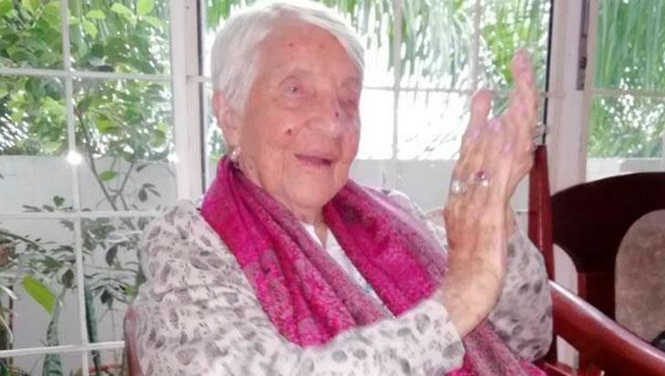 Me encontré en la vida con… Teresa González de Echeverri