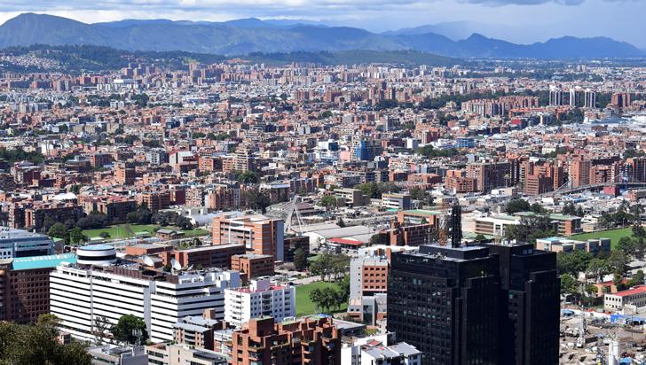 Emprendimientos en Bogotá levantan más de 1.700 millones de dólares