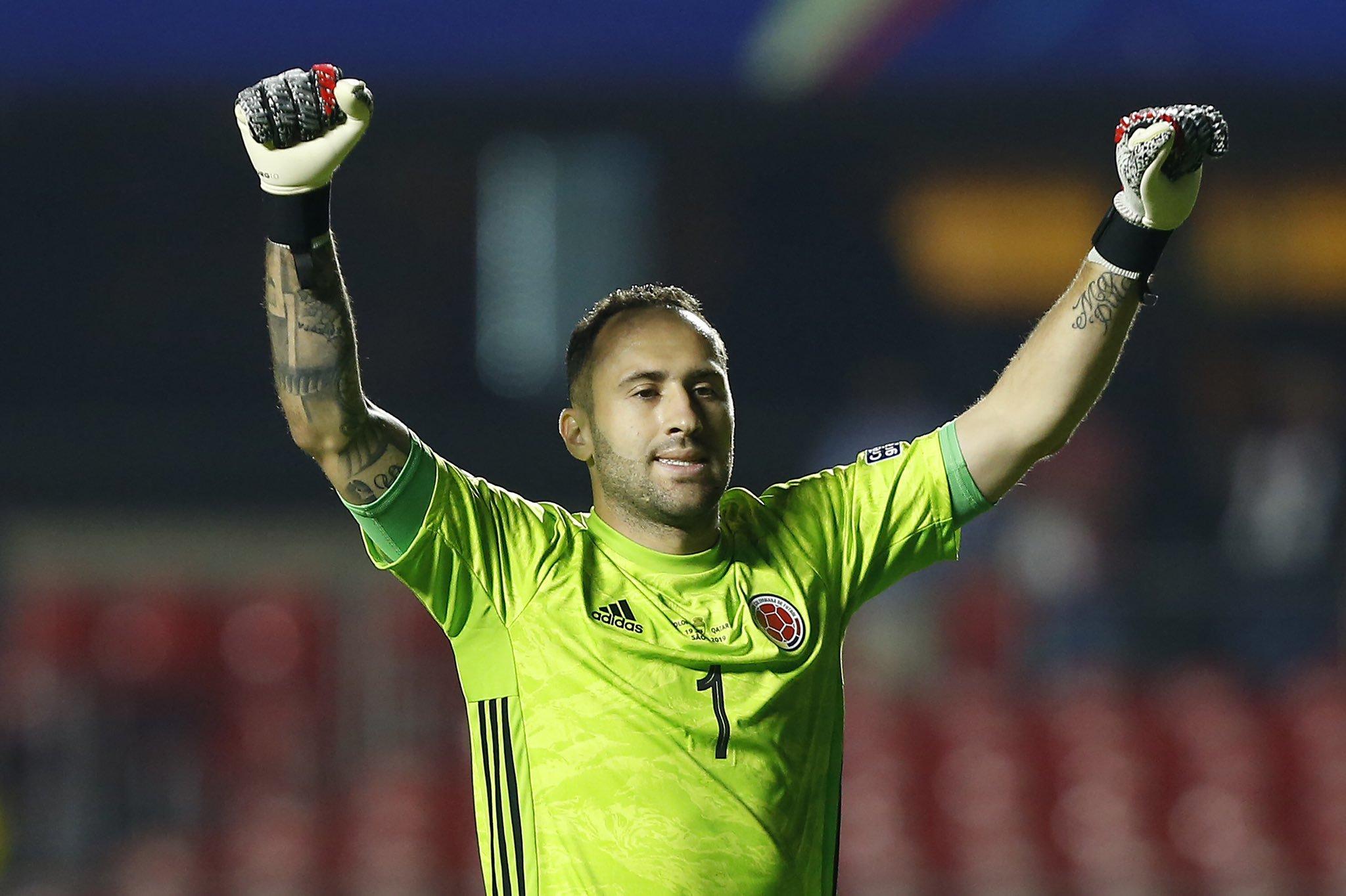 David Ospina regresa al once, pero el Nápoles cae con el Bolonia