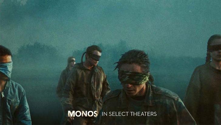 Monos, la película colombiana nominada al Goya iberoamericano