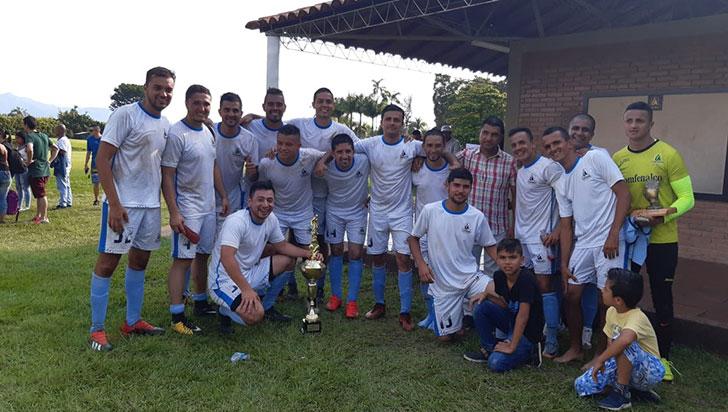 Comfenalco A es el campeón de la Copa Oro