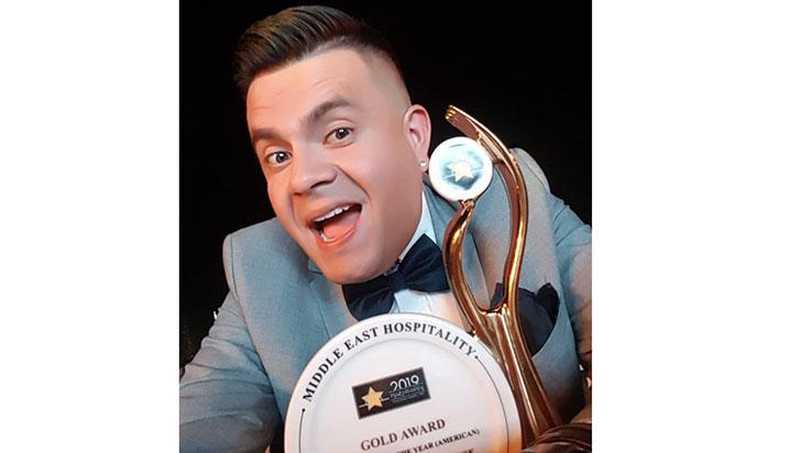 Chef de Montenegro, premiado en Dubái