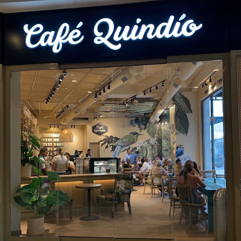 Café Quindío se expande en Colombia