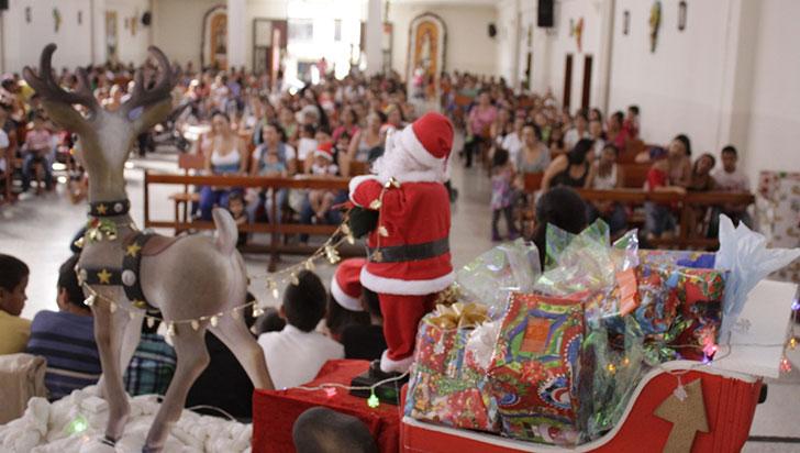 En el departamento se preparan para alegrar corazones en Navidad