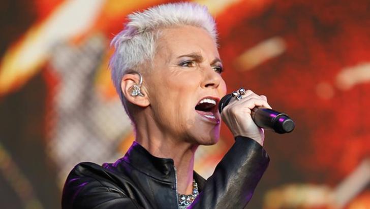 Murió la cantante de Roxette, Marie Fredriksson, a los 61 años