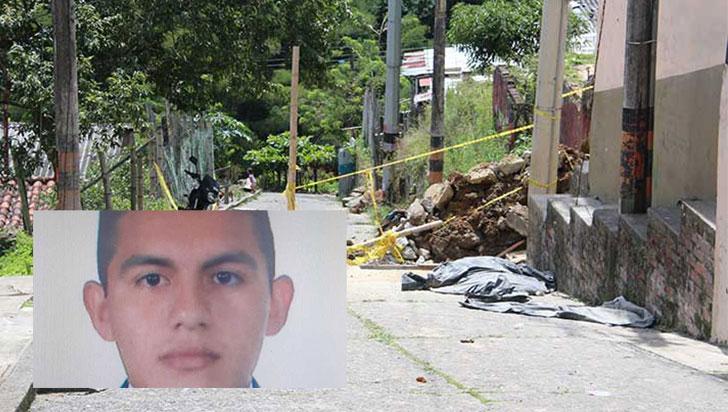 Juan Carlos Miranda fue ultimado en Quimbaya