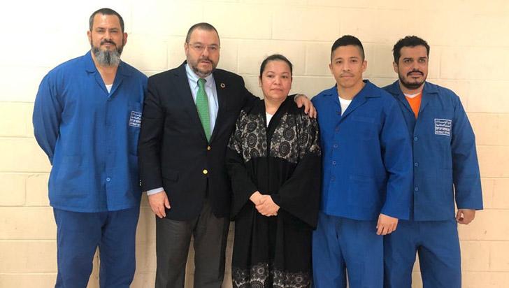 Colombia y Catar acuerdan transferencia de cuatro condenados a cadena perpetua