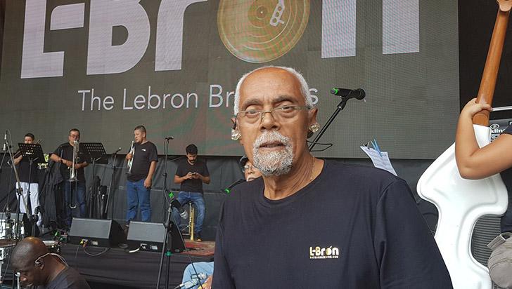 Los Hermanos Lebrón en Feria de Cali, del rock al boogaloo y de ahí a la salsa