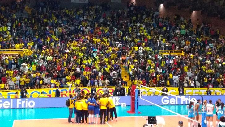 Voleibol: Antonio Rizola afirmó que selección Colombia seguirá unida para París 2024