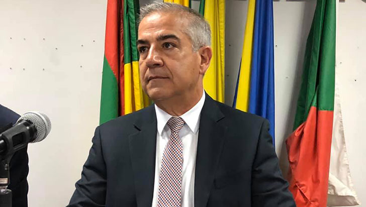 Tribunal Administrativo admitió demanda contra posesión del diputado Álvaro Arias