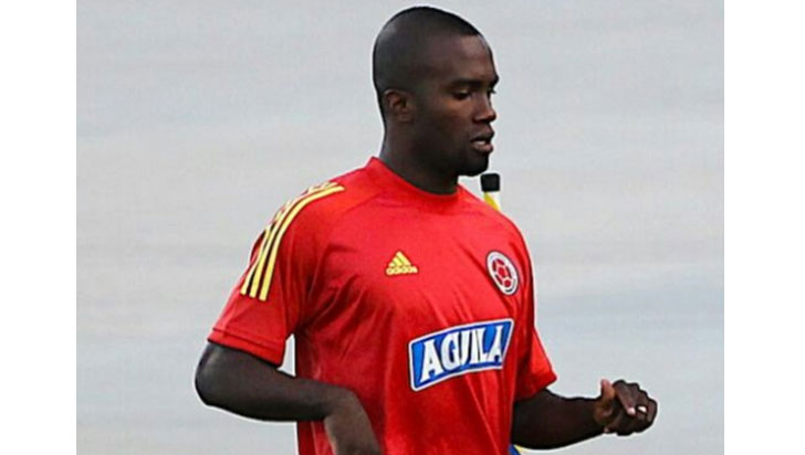 Kevin Balanta no estará con Colombia ante Ecuador por lesión