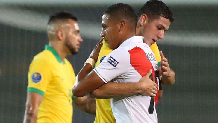 Pacheco y Nino, rivales en la cancha, amigos en el 'Flu'