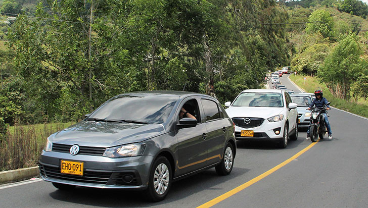 Con dos proyectos buscan dar solución para el acceso vehicular a Salento