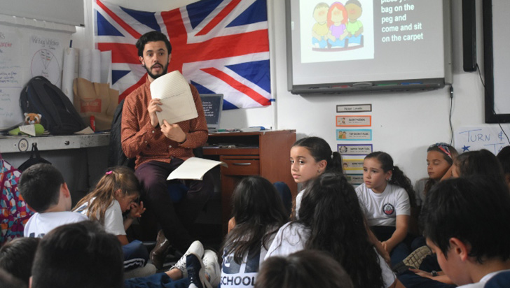 GI School implementó bachillerato académico bilingüe internacional