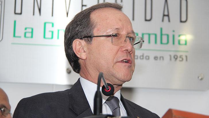 Marco Tulio Calderón, nuevo rector general de la UGC