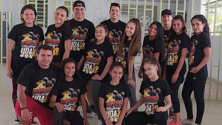 Dancing Montenegro se ha destacado en mundial de baile