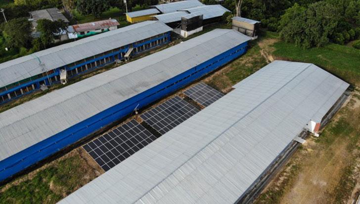 Quindío ya cuenta con 18 sistemas de energía solar conectados a red eléctrica