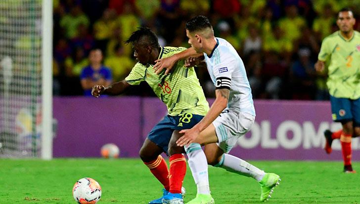 Colombia a vencer sí o sí a Uruguay y a esperar 'manita' de Argentina