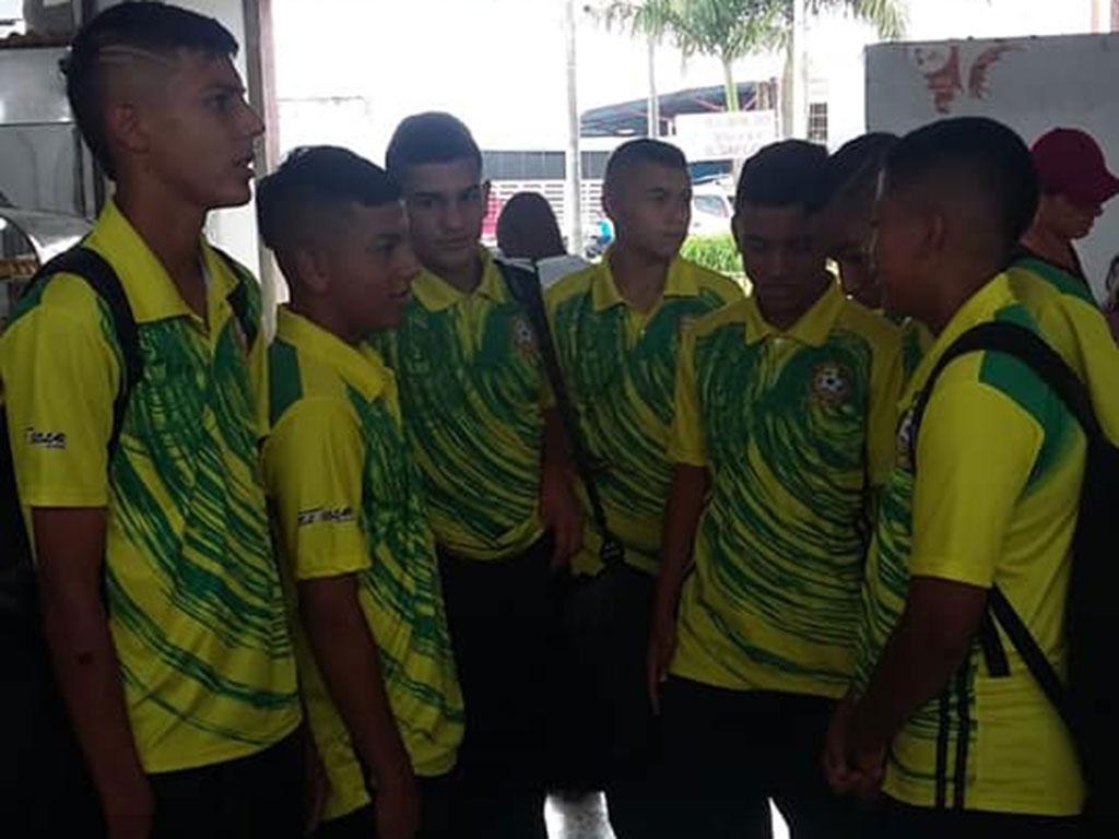 Ante Antioquia, Quindío iniciará hoy el nacional infantil de fútbol