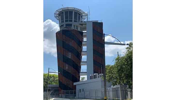 En menos de un mes funcionaría nueva torre de control de El Edén