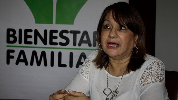 Exdirectora del Icbf Quindío, señaló que no está sancionada