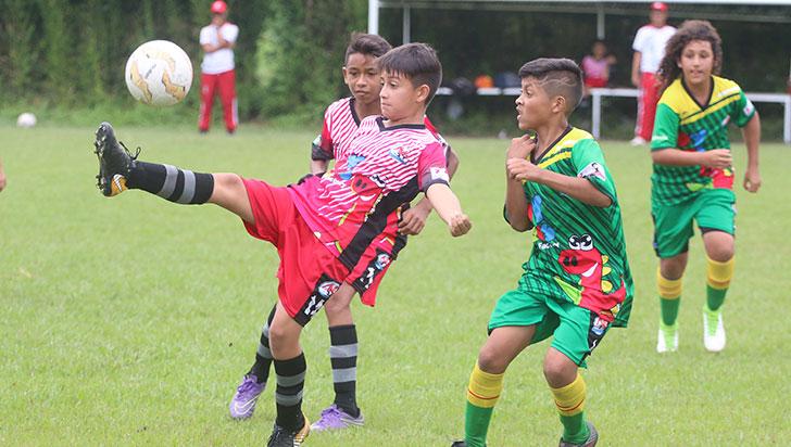 Montenegro será sede del zonal centro del Baby Fútbol