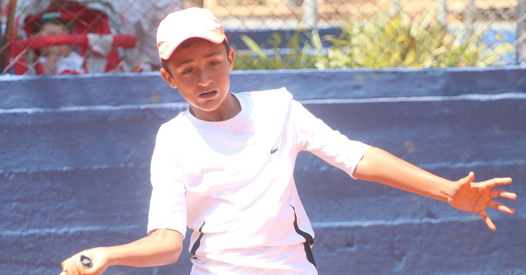 Este sábado inicia el Grado 4  Quindío de Tenis