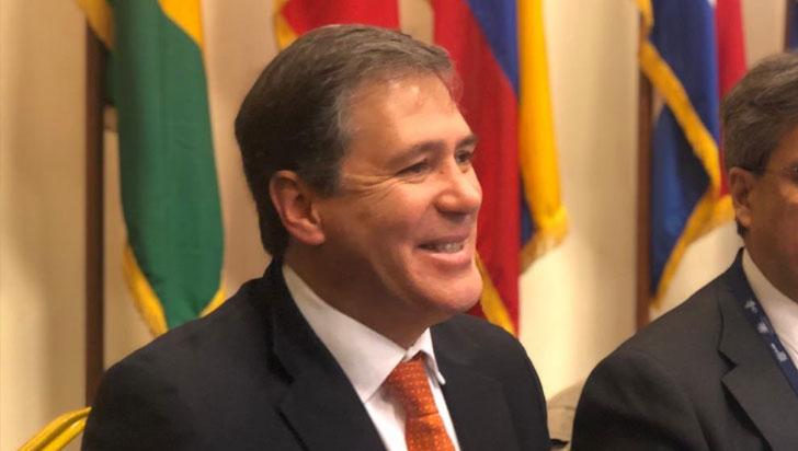 Encuentran drogas en una finca familiar del embajador de Colombia en Uruguay