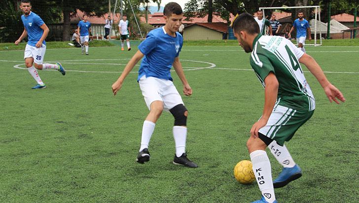 En Ciudad Dorada impulsarán el 30 horas de futsalón
