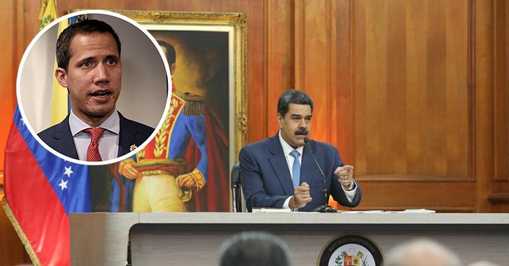 Maduro augura cárcel para Guaidó y alista defensa contra Brasil y Colombia