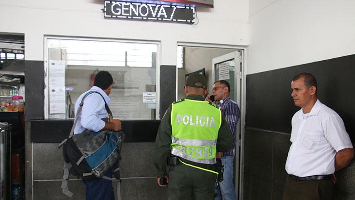 Garantizada seguridad en las vías del departamento