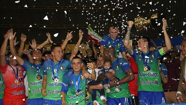 Caciques, en el grupo B del zonal norte de la Copa de las Américas