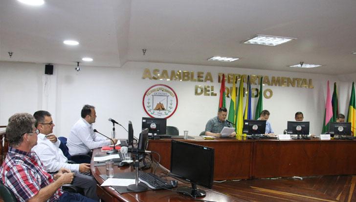 Se suspende nuevamente elección de contralor departamental