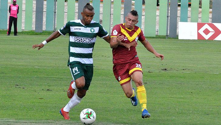 Copa Dimayor: Deportes Quindío buscará sacar ventaja en casa de Valledupar