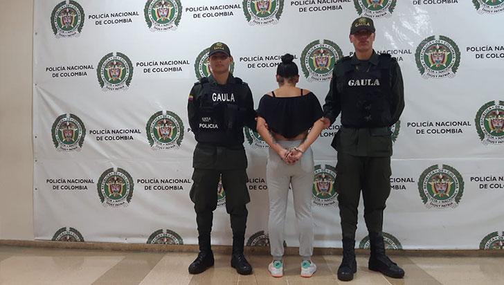 A prisión alias Sonia por extorsión a un ganadero