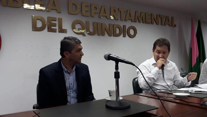 Luis Fernando Márquez elegido contralor departamental