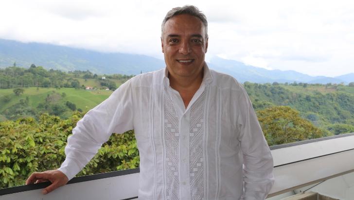 """Gobernador del Quindío: """"Le pedimos a Uriel Orjuela que nos apoyara en macroproyectos del departamento"""""""