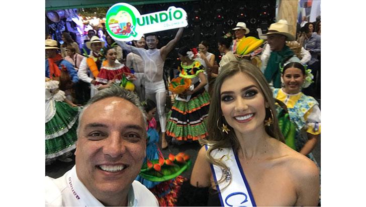 Quindío, Corazón de Colombia: el sello para 'enamorar' a los turistas del mundo