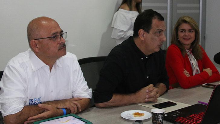Cerca de 1.000 comerciantes de  Armenia formaron red de seguridad