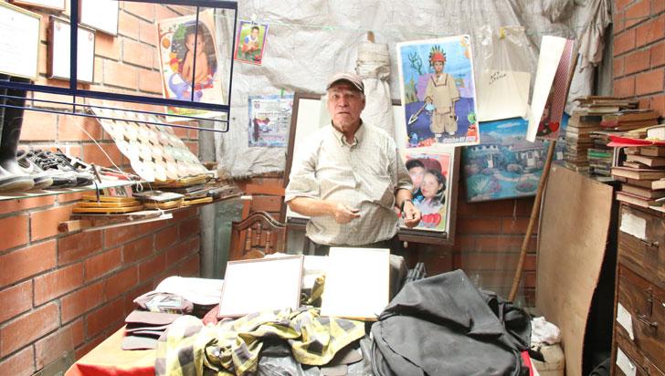 Vendedores piden mejoras a la galería de Montenegro