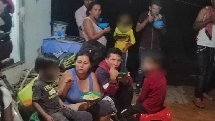 Enfrentamientos armados obligan a 270 campesinos en Argelia, Cauca