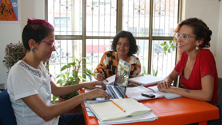 Entre enero y febrero se denunciaron 108  casos de violencia contra la mujer: Fiscalía