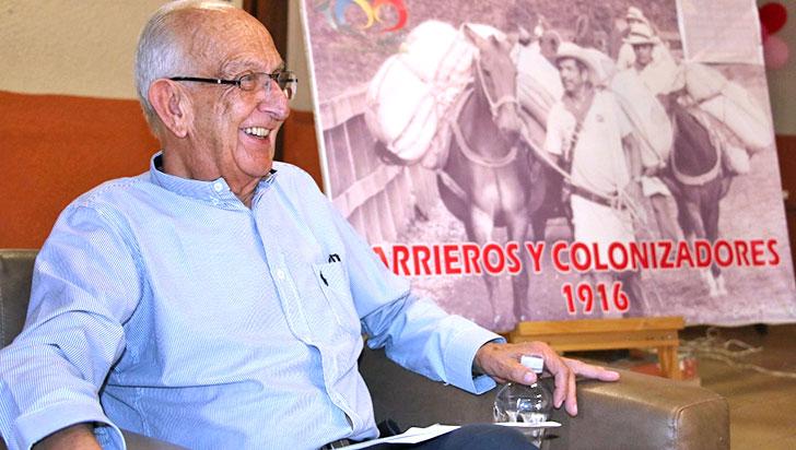 La riqueza oral cafetera condensada en José Jaramillo Mejía