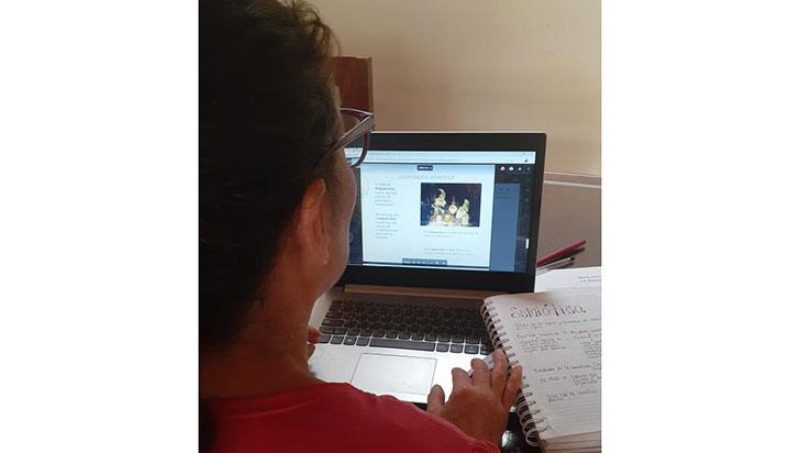 Clases virtuales, alternativa de  universidades frente al COVID-19